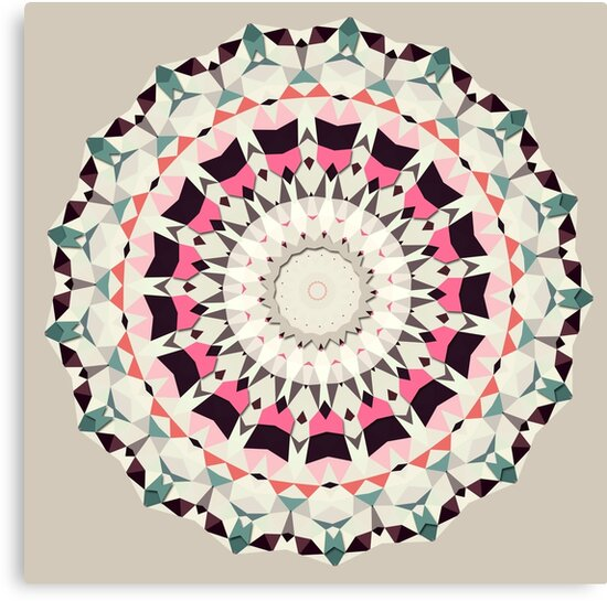 Retro Light Spin by Beth Thompson