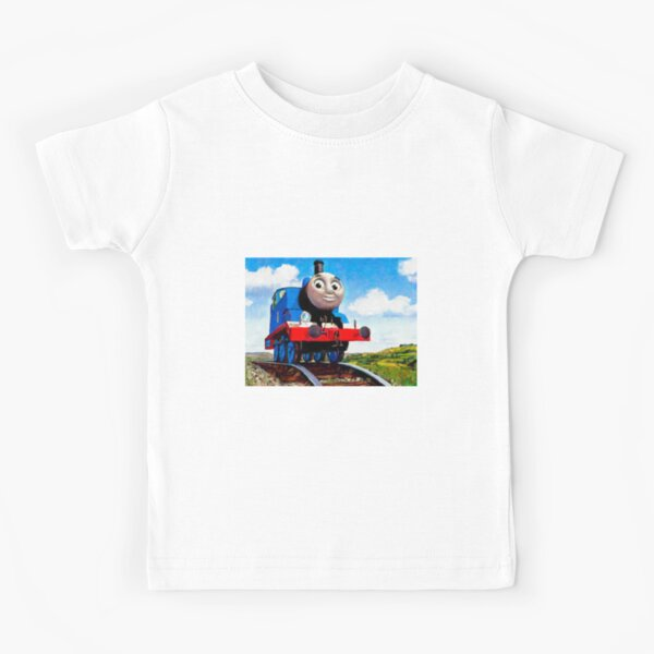 Thomas on a day out Kids T-Shirt