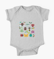 Insects One Piece - Short Sleeve
