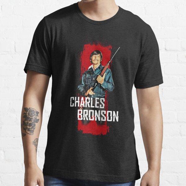 Charles Bronson - Mr. Majestyk Essential T-Shirt