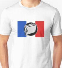 Francophile Rebus Unisex T-Shirt