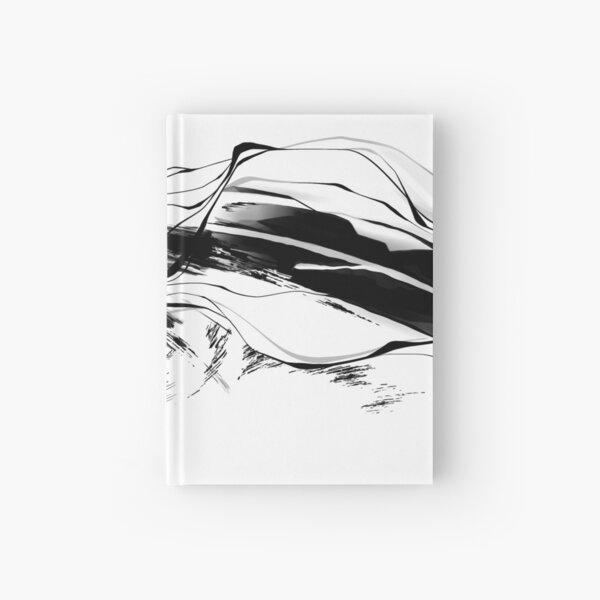Geological Abstract II Hardcover Journal