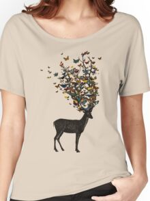 Wild Nature Women's Relaxed Fit T-Shirt