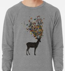 Wilde Natur Leichter Pullover