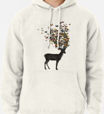 Wild Nature Pullover Hoodie