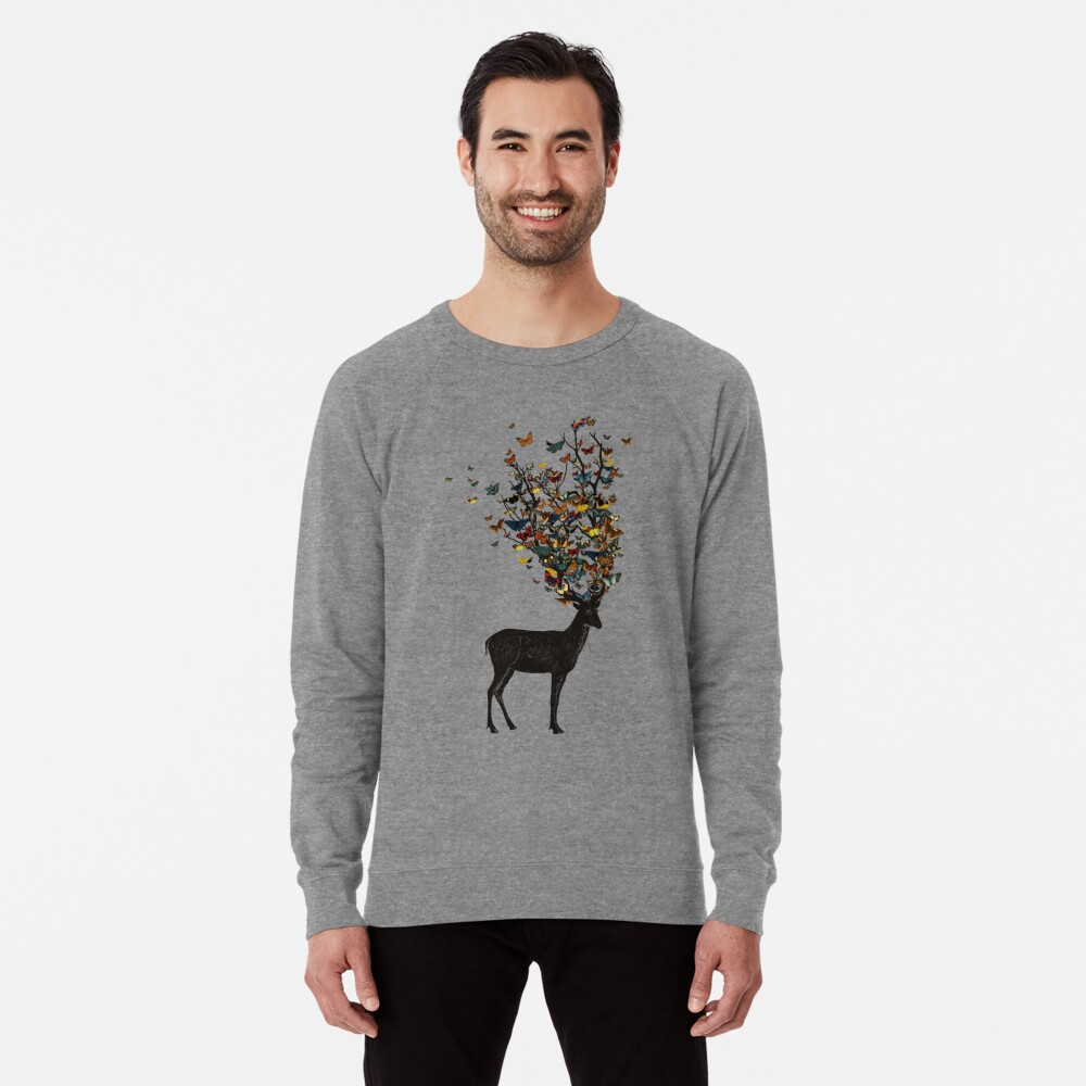Wild Nature Lightweight Sweatshirt