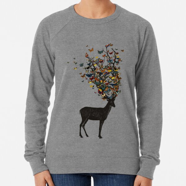 Wild Nature Lightweight Sweatshirt