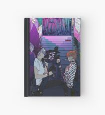 In The Shadows Hardcover Journal