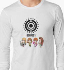 2NE1 Kpop CL Minzy Dara Bom 6 Long Sleeve T-Shirt