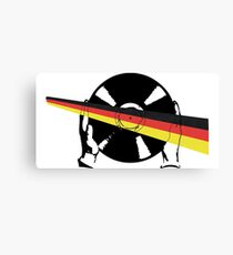 Germany Vinyl Canvas Print