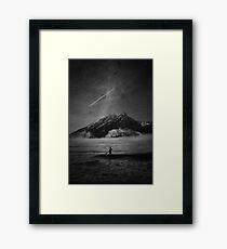 MASHUP Framed Print