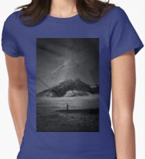 MASHUP Womens Fitted T-Shirt