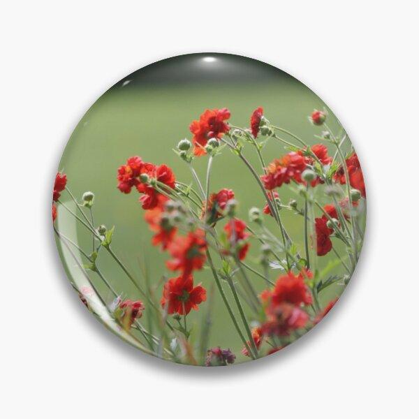 Wildflower Meadow Pin