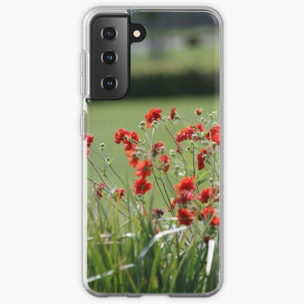 Wildflower Meadow Samsung Galaxy Soft Case