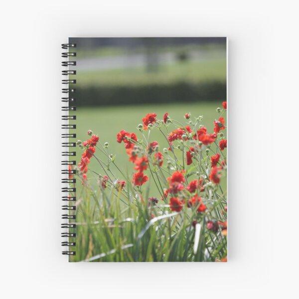 Wildflower Meadow Spiral Notebook
