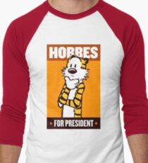 Hobbes For President T-Shirt