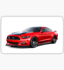 Ford Mustang GT 2015 Sticker
