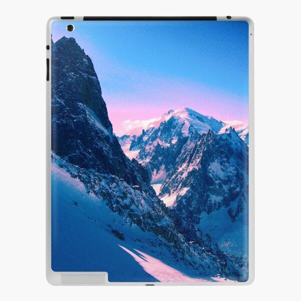 Chamonix Mountains iPad Skin