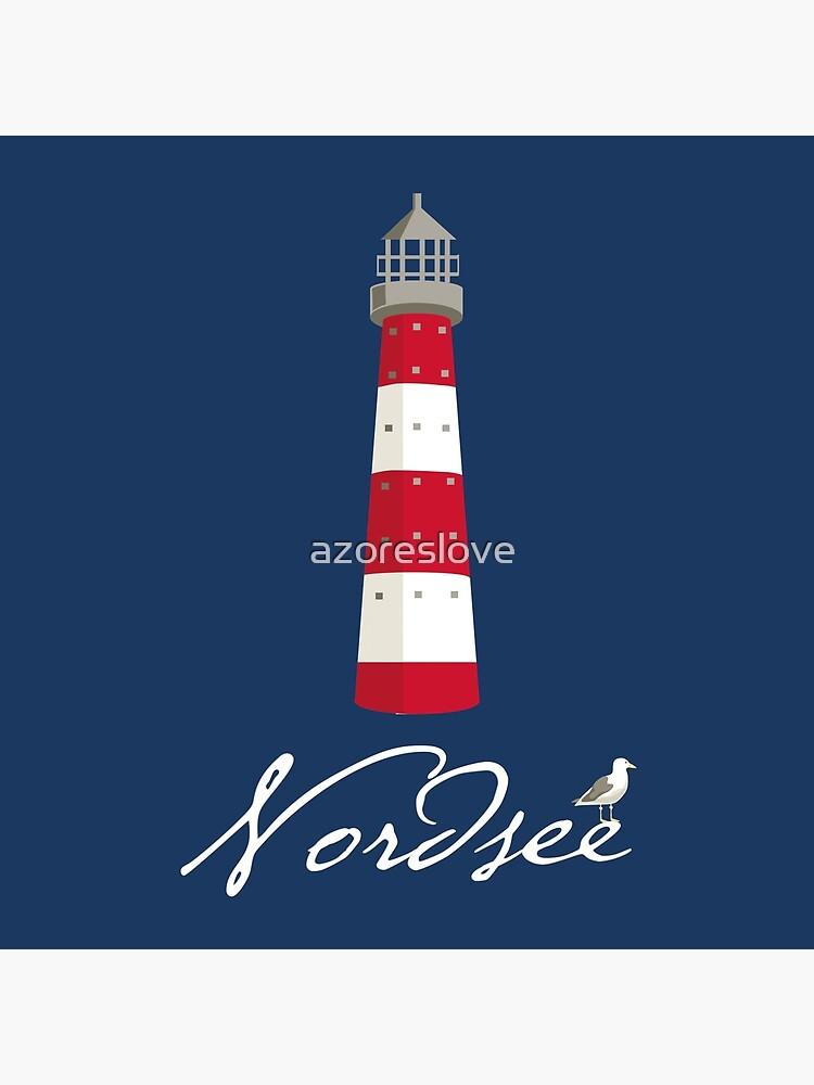 Nordsee Leuchtturm von azoreslove