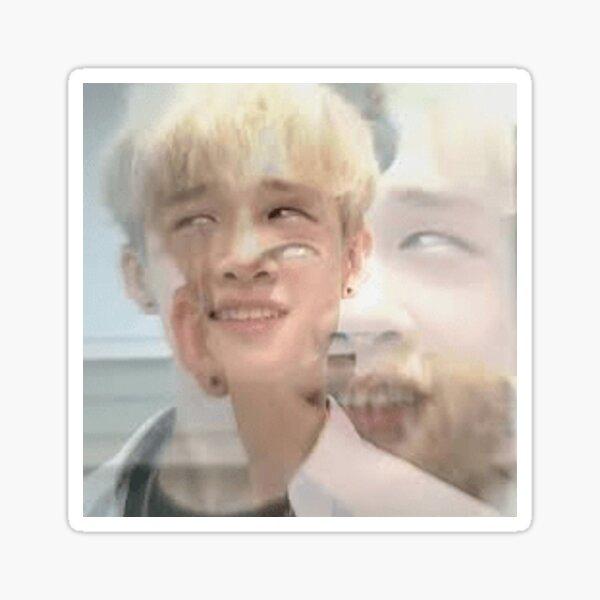 bangchan meme Sticker