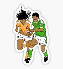 Euro 88 - Gullit in his pocket Sticker