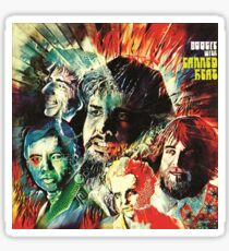 Boogie With Canned Heat Sticker