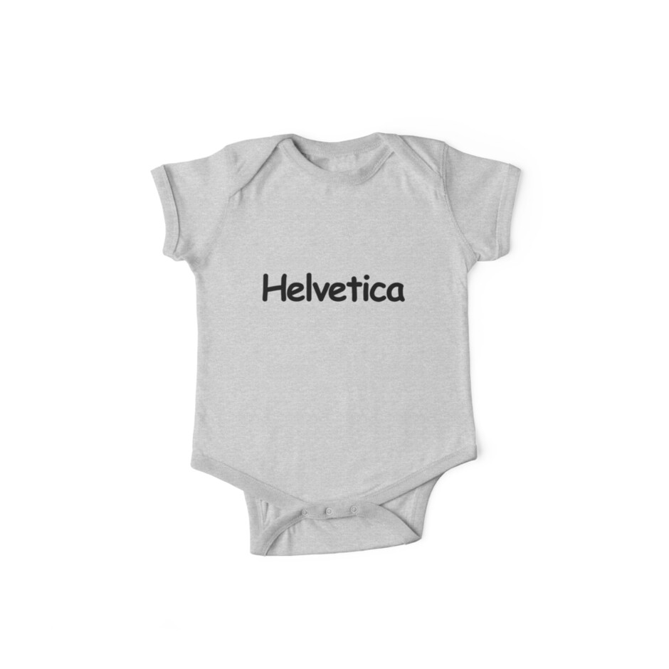 Helvetica by s2ray
