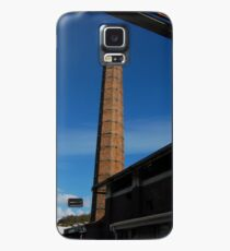 Old factory chimney Case/Skin for Samsung Galaxy