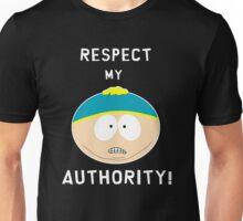 Cartman - Respect my authority Unisex T-Shirt