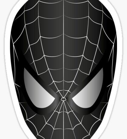 Dark Vector Spiderman Sticker
