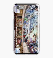 Route 66 Graffiti Pool iPhone Case/Skin