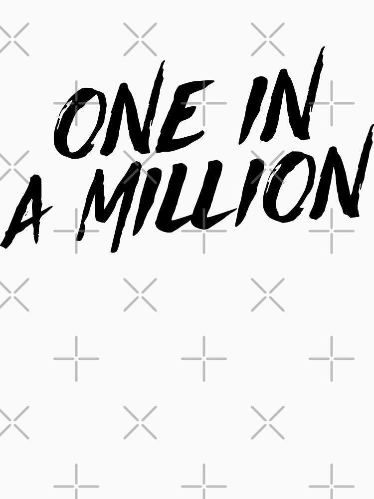 One in a million by MickyDeeTees