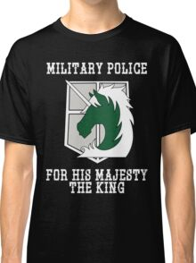 Militaty Police Classic T-Shirt