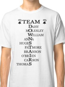 Team Downstairs (Originals) Classic T-Shirt