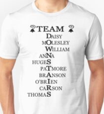 Team Downstairs (Originals) Unisex T-Shirt