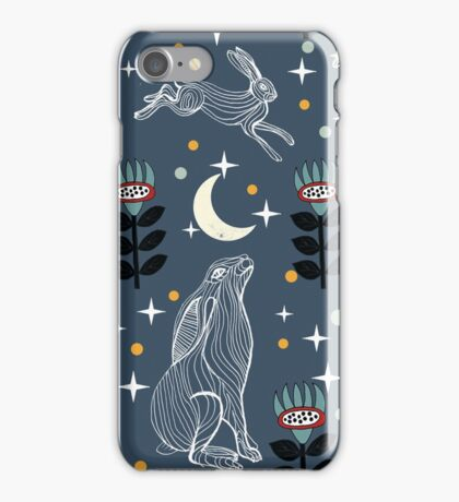 Hare Moon iPhone Case/Skin