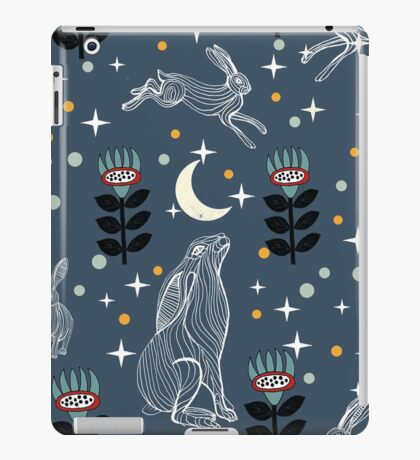 Hare Moon iPad Case/Skin