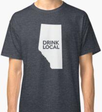 Alberta Drink Local AB Classic T-Shirt