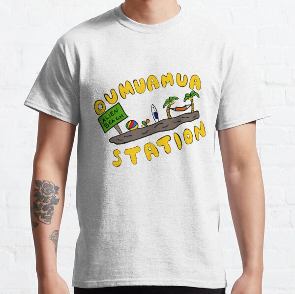 Oumuamua Beach Classic T-Shirt