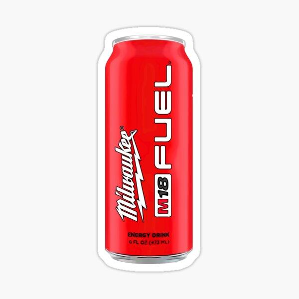 M18 FUEL Energy Drink Sticker