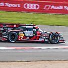Audi Sport Team Joest No 7 by Willie Jackson