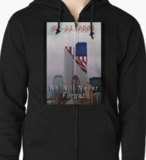 9-11 - We Will Never Forget T-Shirt