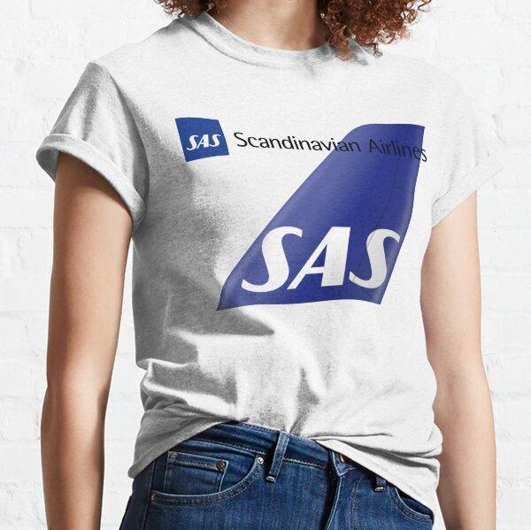 SAS Airlines Logo Classic T-Shirt