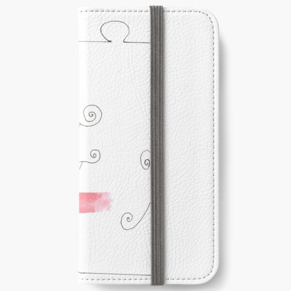The Kiss - Tangled Bodies iPhone Wallet