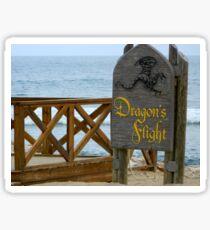 Dragon's Flight - Labadee Sticker