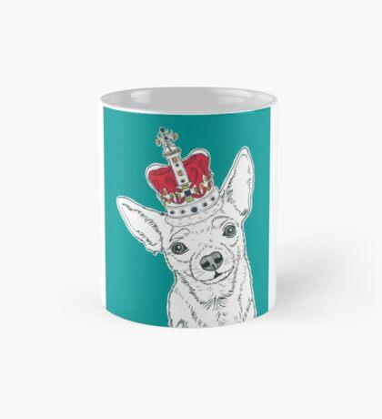 Chihuahua In A Crown Mug