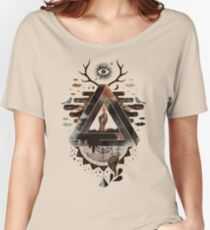 All Impossible Eye Women's Relaxed Fit T-Shirt