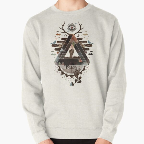 All Impossible Eye Pullover Sweatshirt