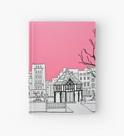 Soho Square Hardcover Journal