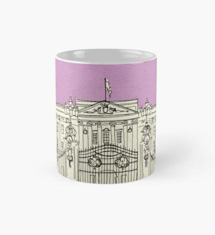 Buckingham Palace ( Mauve ) Mug